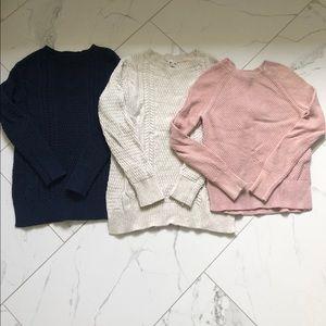Gap Sweater Bundle